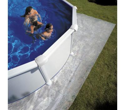 GRE Сглобяем басейн с метални стени Atlantis овален 915x470x132см.
