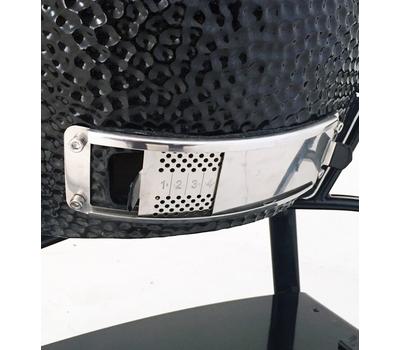 Landmann керамично барбекю на дървени въглища Big Landmann 125х131х72 см.