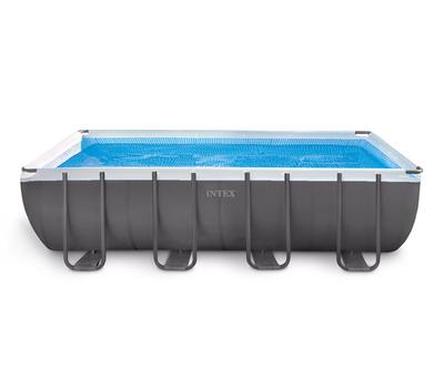 Intex басейн с тръбна конструкция Ultra Frame™ правоъгълен  549х274x132см.