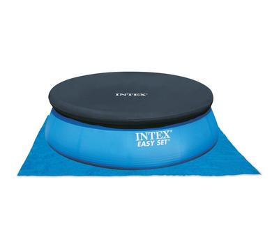 Intex Басейн с надуваем ринг Easy Set® кръгъл Ø457х107 см.