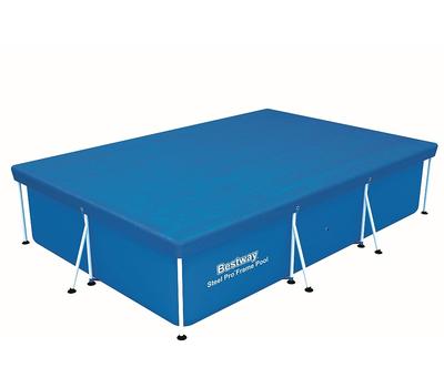 Bestway покривало за басейн с тръбна конструкция 300х201 см.