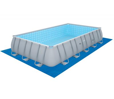 Bestway басейн с тръбна конструкция Power Steel™ правоъгълен 671х366х132 см.