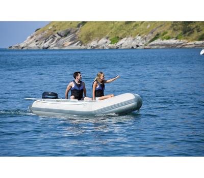 Bestway надуваема лодка с ролково дъно Hydro Force 230x130x33см.