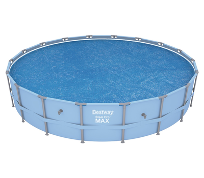 Bestway изотермично покривало 150g/m2 за кръгъл басейн  Ø549см.