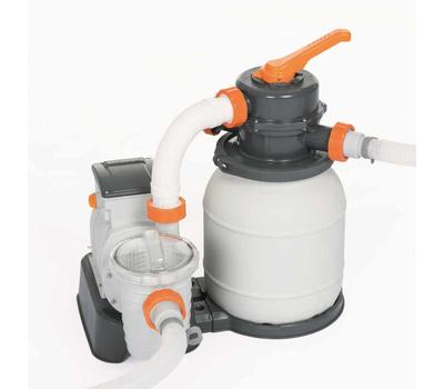 Bestway филтрираща система помпа с пясъчен филтър 3.785м3/h