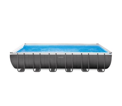 Intex басейн с тръбна конструкция Ultra XTR frame™ правоъгълен  732х366x132см.