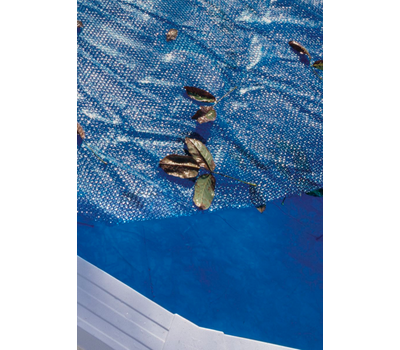 Gre Изотермично покривало 180μ за овален басейн 500x300см.