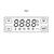 Gre Термо помпа за отопление на басейн 600W/3000W