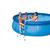Intex басейн с надуваем ринг Easy Set кръг 549x122см.