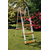 GRE Сглобяем басейн с метални стени Mauritius имитация на дърво овален 610x375x132см.