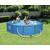 Bestway басейн с тръбна конструкция Steel Pro кръгъл 366x76см.