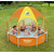 Bestway детски басейн със сенник Splash In Shade кръгъл 244х51см.