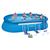 Intex Басейн с надуваем ринг Easy Set® овален 610х366х122 см.