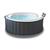MSPA Надуваемо джакузи Silver Cloud кръгло Ø204x70см